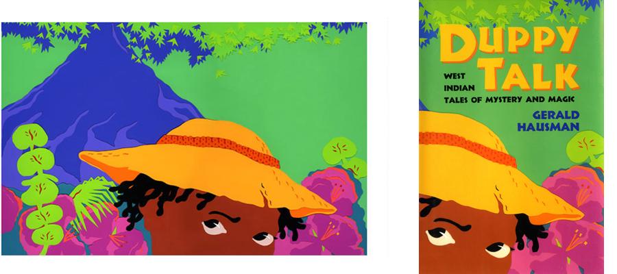 Duppy Talk - illustration (Simon and Schuster)