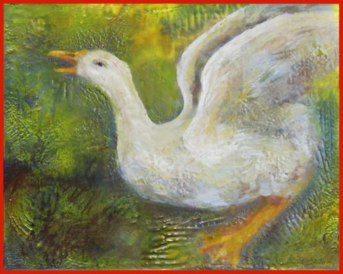 Rattlin' Roarin' Goosey