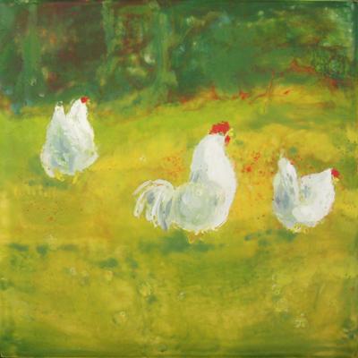 Summer Flock