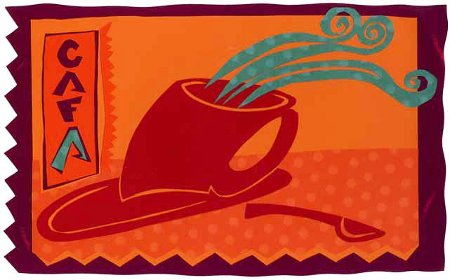 CafA sign and logo