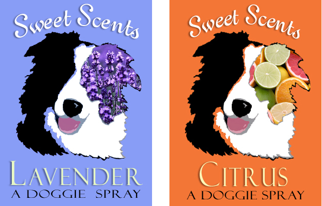 Sweet Scents Doggie Mist